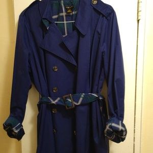 Iman rain/trench coat